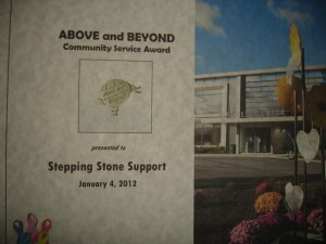 SBCC Above & Beyond Award 2012 (2)