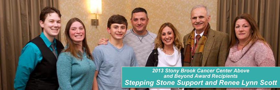 2013 Stony Brook Cancer Center Awards