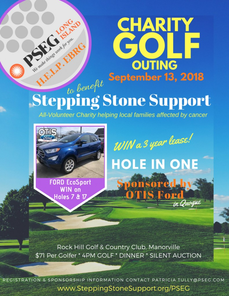 PSEG SSS Golf Outing Flyer 2018
