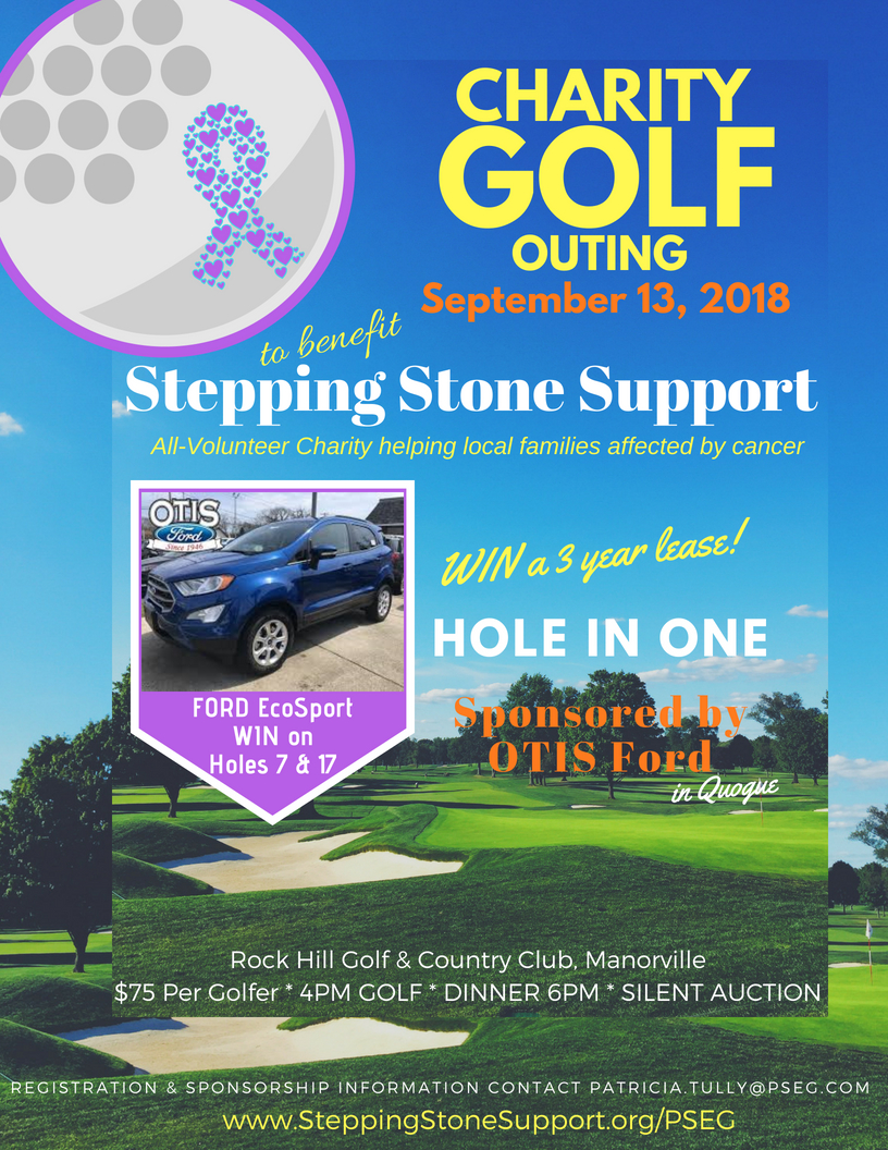 Charity Golf Outing September 13, 2018